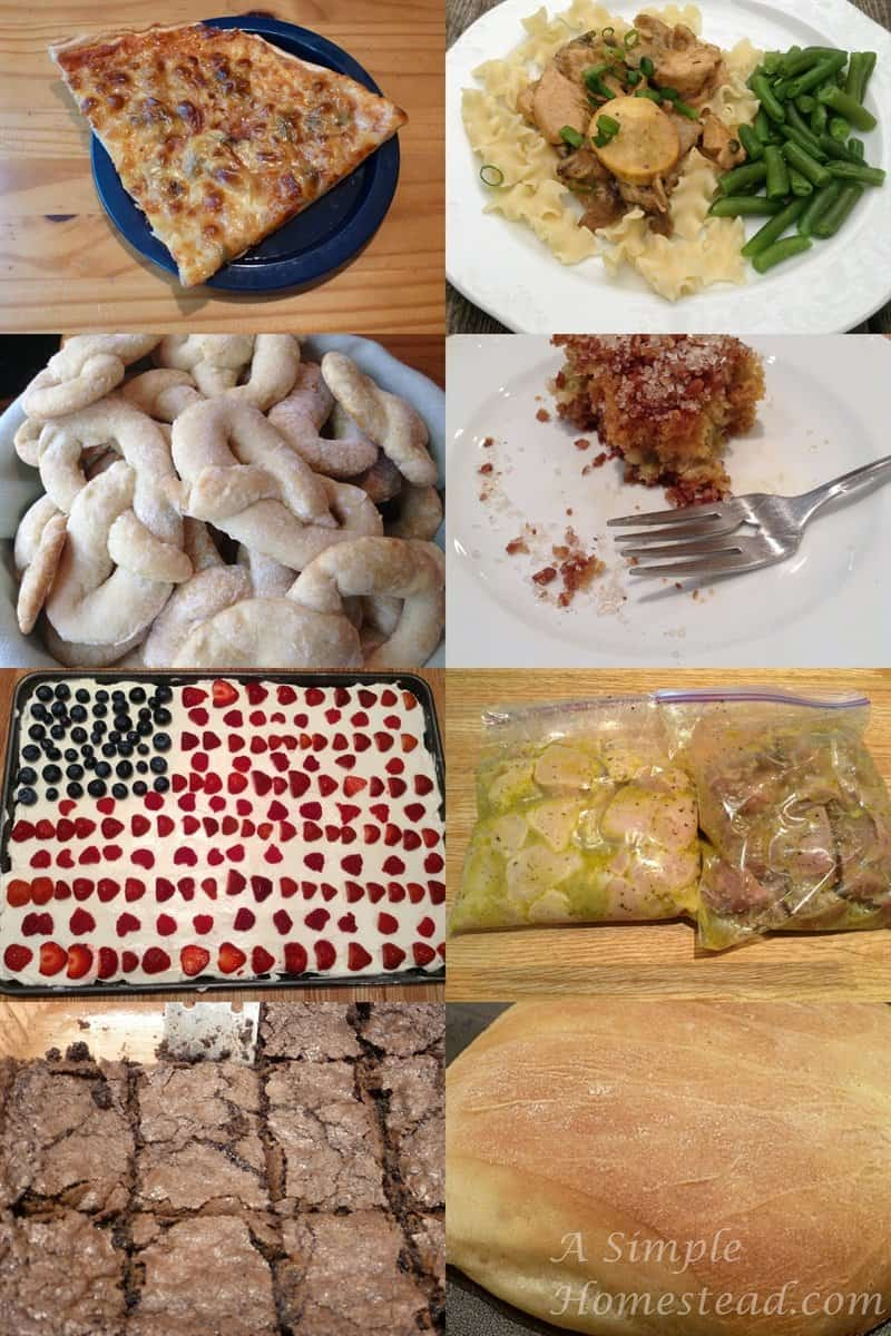 2013 Year in Review – Recipes