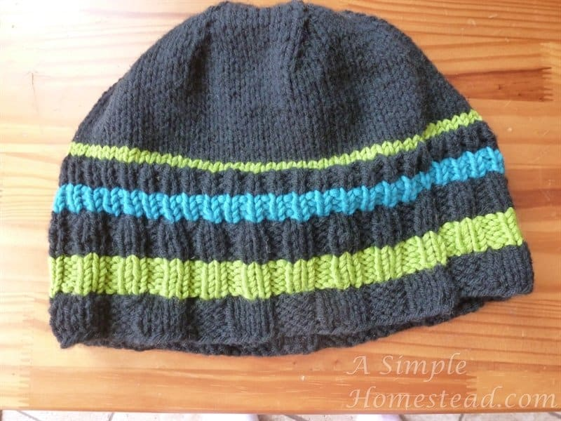 FO Friday – Christmas hats