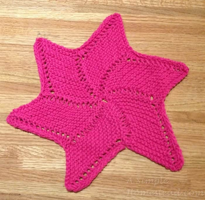 FO Friday – baby washcloths