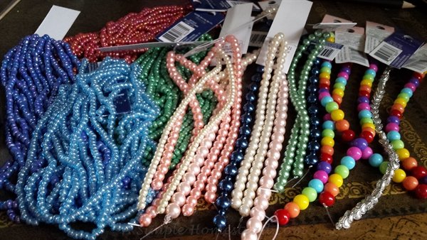 beads for stitch markers