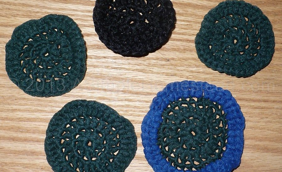 Simple Kitchen Scrubbies A Simple Homestead