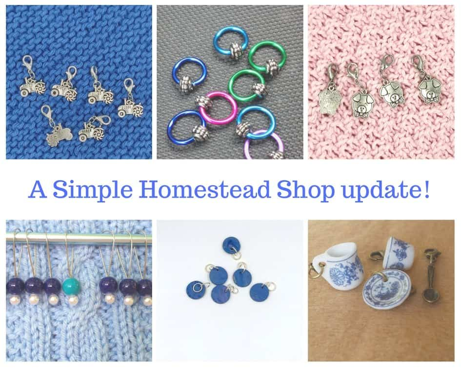 A Simple Homestead Shop update!